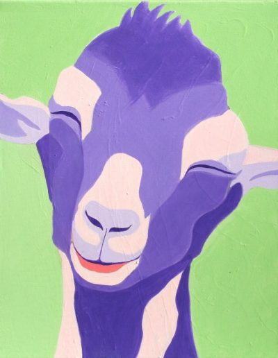 Gelato Goat