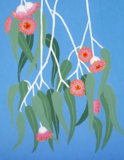 Gum Blossoms 03