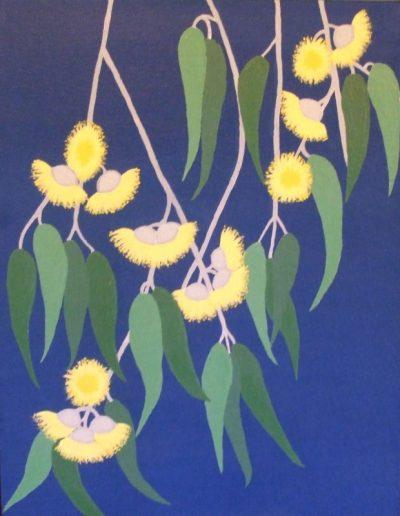 Gum Blossoms 04