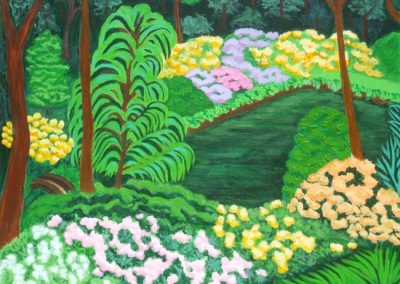 Rhododendron Gardens 8